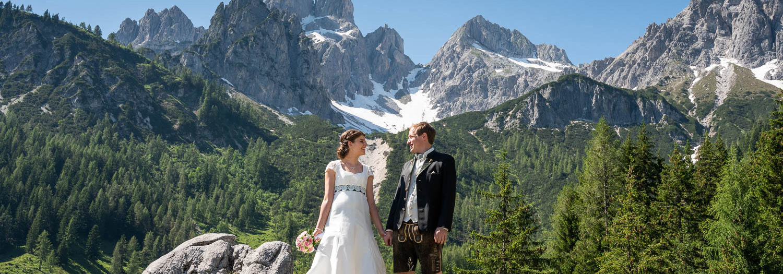 Hochzeit Filzmoos - Christina & Oliver